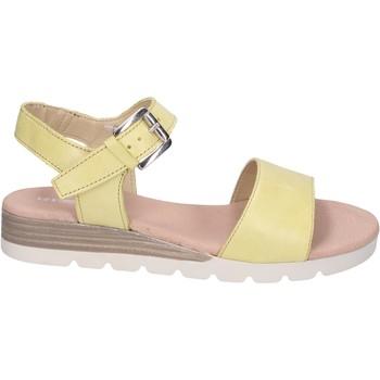 Sapatos Mulher Sandálias Rizzoli Sandálias BK599 Amarelo