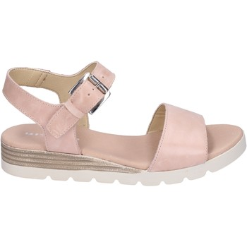 Sapatos Mulher Sandálias Rizzoli Sandálias BK602 Cor de rosa