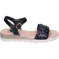 Sapatos Mulher Sandálias Rizzoli Sandálias BK604 Preto