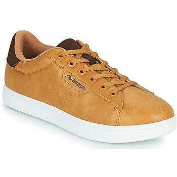 Sapatos Homem Sapatilhas Kappa TCHOURI Castanho