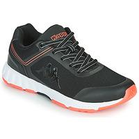 Sapatos Mulher Fitness / Training  Kappa FASTER Preto / Rosa