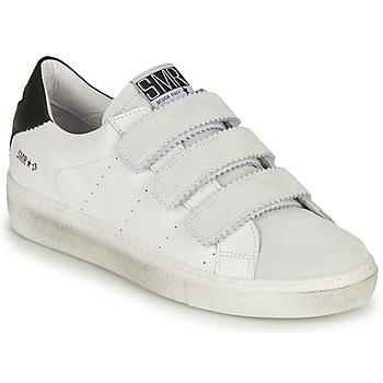Sapatos Mulher Sapatilhas Semerdjian DONIG Branco