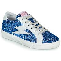 Sapatos Mulher Sapatilhas Semerdjian OSLO Azul