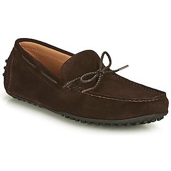 Sapatos Homem Mocassins Brett & Sons CHATAINE Castanho