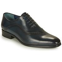 Sapatos Homem Richelieu Brett & Sons MARINA Marinho