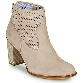 Sapatos Mulher Botins Dorking ALEXA Bege