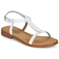 Sapatos Mulher Sandálias Dorking LEYLA Branco