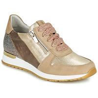 Sapatos Mulher Sapatilhas Dorking VIOLA Ouro