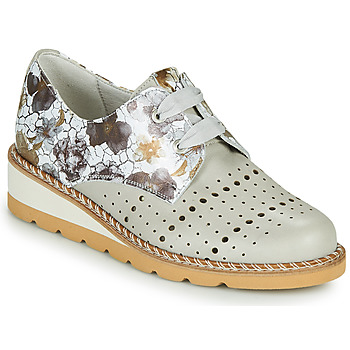 Sapatos Mulher Sapatos Dorking TETRIS Cinza