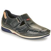 Sapatos Homem Sandálias Fluchos TORNADO Marinho
