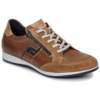Sapatos Homem Sapatilhas Fluchos 0207-AFELPADO-CAMEL Castanho