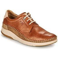 Sapatos Homem Sapatilhas Fluchos 0795-TORNADO-CUERO Castanho