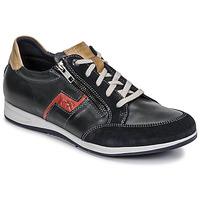 Sapatos Homem Sapatilhas Fluchos 0207-AFELPADO-MARINO Marinho