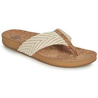 Sapatos Mulher Chinelos Reef REEF CUSHION STRAND Branco