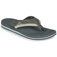 Sapatos Homem Chinelos Reef CUSHION DAWN Cinza