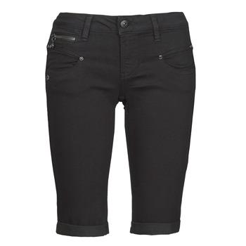 Textil Mulher Shorts / Bermudas Freeman T.Porter BELIXA Preto