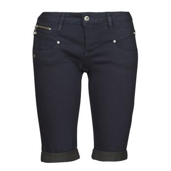 Textil Mulher Shorts / Bermudas Freeman T.Porter BELIXA Florido