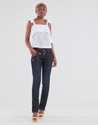 Textil Mulher Calças Jeans Freeman T.Porter AMELIE SDM Eclipse