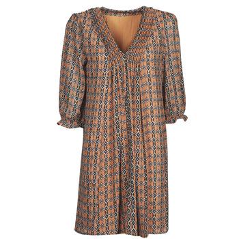 Textil Mulher Vestidos curtos Freeman T.Porter JUNA SAMBA Laranja