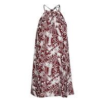 Textil Mulher Vestidos curtos Freeman T.Porter ROCCA MOROCCO Bordô