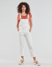 Textil Mulher Macacões/ Jardineiras Freeman T.Porter TARA MUZEY Snow / Branco