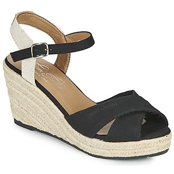 Sapatos Mulher Sandálias Tom Tailor NOUMI Preto