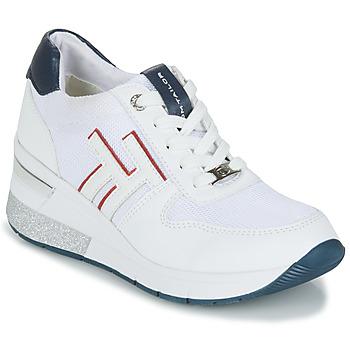 Sapatos Mulher Sapatilhas Tom Tailor JISEL Branco