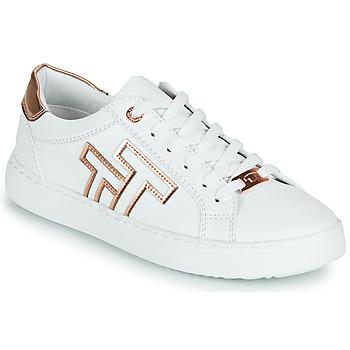 Sapatos Mulher Sapatilhas Tom Tailor POUCE Branco