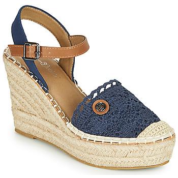 Sapatos Mulher Sandálias Tom Tailor DEB Marinho