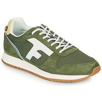 Sapatos Sapatilhas Faguo ELM Cáqui / Branco / Amarelo