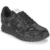 Sapatos Homem Sapatilhas Emporio Armani AUTRIA Preto