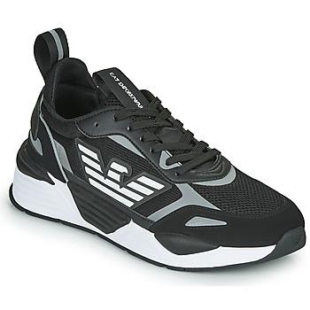 Sapatos Homem Sapatilhas Emporio Armani EA7 BLACES Preto
