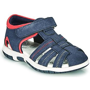 Sapatos Rapaz Sandálias Chicco FAUSTO Marinho