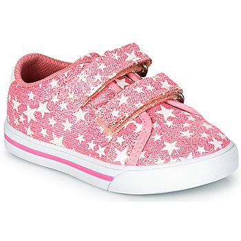 Sapatos Rapariga Sapatilhas Chicco FIORENZA Rosa