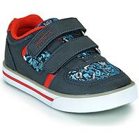Sapatos Rapaz Sapatilhas Chicco FREDERIC Azul / Vermelho