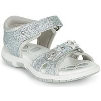 Sapatos Rapariga Sandálias Chicco FABIANA Prata