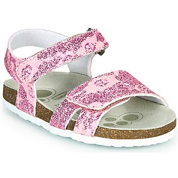Sapatos Rapariga Sandálias Chicco FIORE Rosa