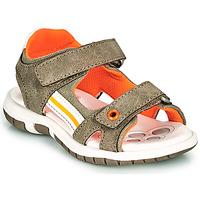 Sapatos Rapaz Sandálias Chicco FLAUTO Cáqui