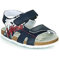 Sapatos Rapaz Sandálias Chicco FIUME Azul
