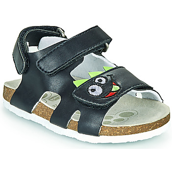 Sapatos Rapaz Sandálias Chicco HECCO Marinho