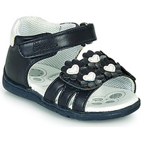 Sapatos Rapariga Sandálias Chicco GIOSTRA Marinho