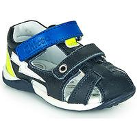 Sapatos Rapaz Sandálias Chicco GALILEO Marinho