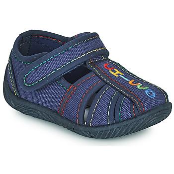 Sapatos Rapaz Chinelos Chicco TULLIO Azul