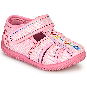 Sapatos Rapariga Chinelos Chicco TULLIO Rosa