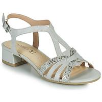Sapatos Mulher Sandálias Caprice 28201-233 Bege