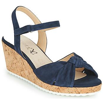 Sapatos Mulher Sandálias Caprice 28713-857 Preto