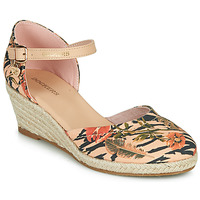 Sapatos Mulher Alpargatas Dockers by Gerli 36IS210-761 Rosa