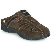 Sapatos Homem Tamancos Dockers by Gerli 36LI005-320 Castanho