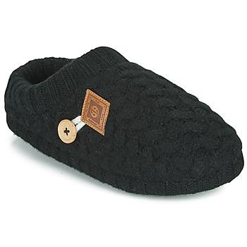 Sapatos Mulher Chinelos Dockers by Gerli 39HO302-100 Preto