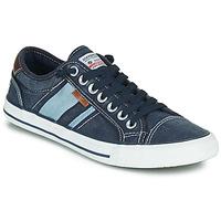 Sapatos Homem Sapatilhas Dockers by Gerli 42JZ004-670 Azul